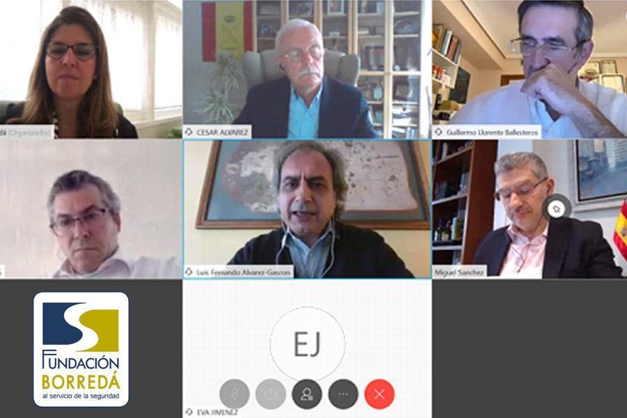 Tertulia Virtual de la Fundación Borredá