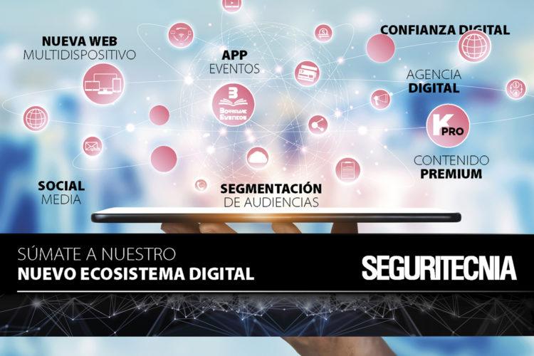 Nuevo ecosistema digital seguritecnia.