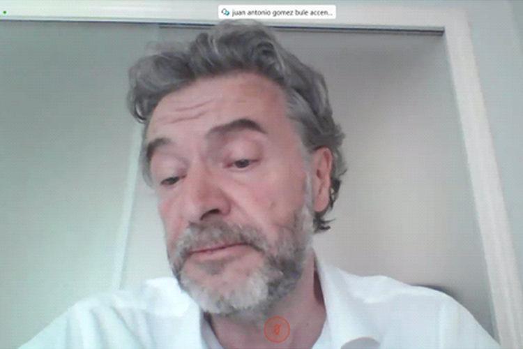 Juan Antonio Gómez Bulle, asesor de Accenture Security.