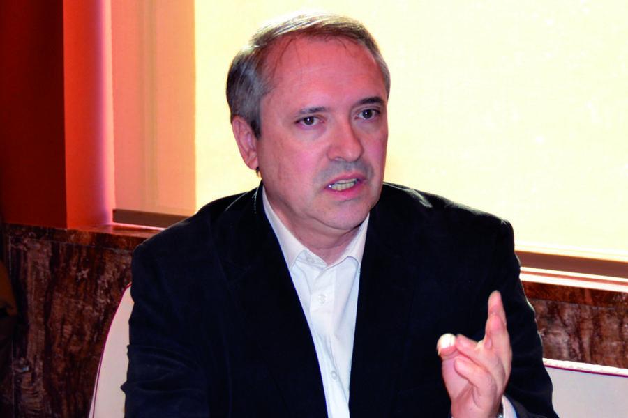José Ramón Becerra.