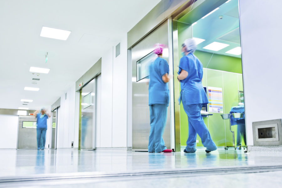 profesionales salud Princesa de Asturias