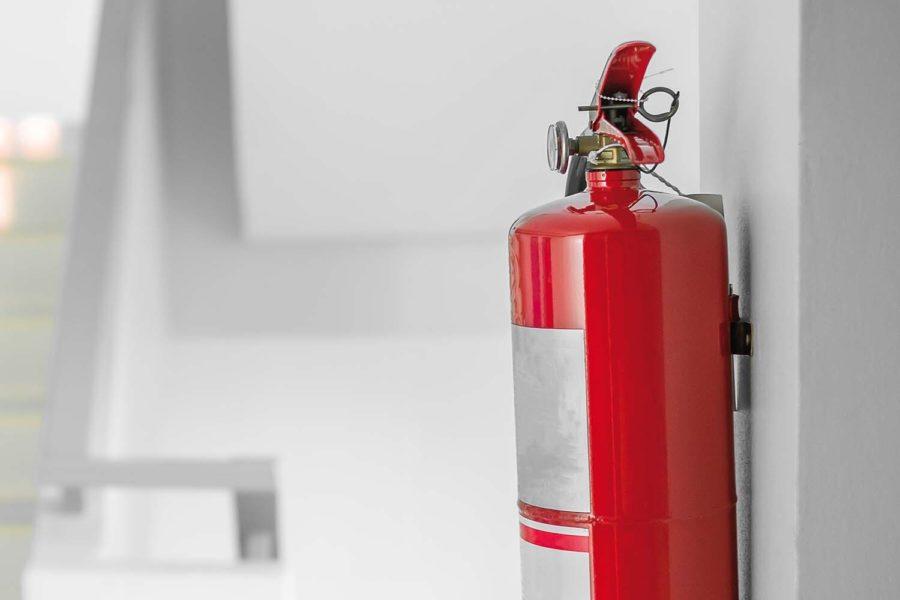 Protección activa contra incendios.