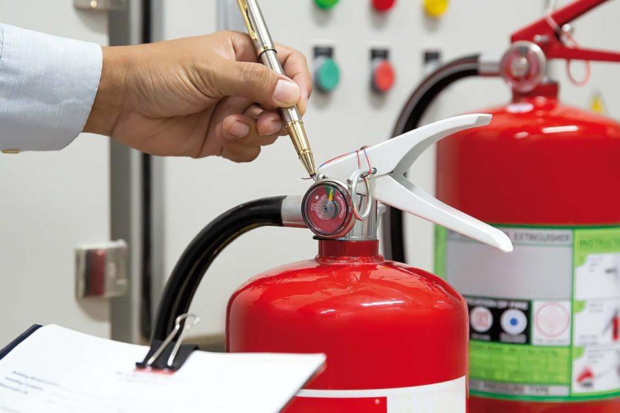 Medidas de prevención contra incendios.