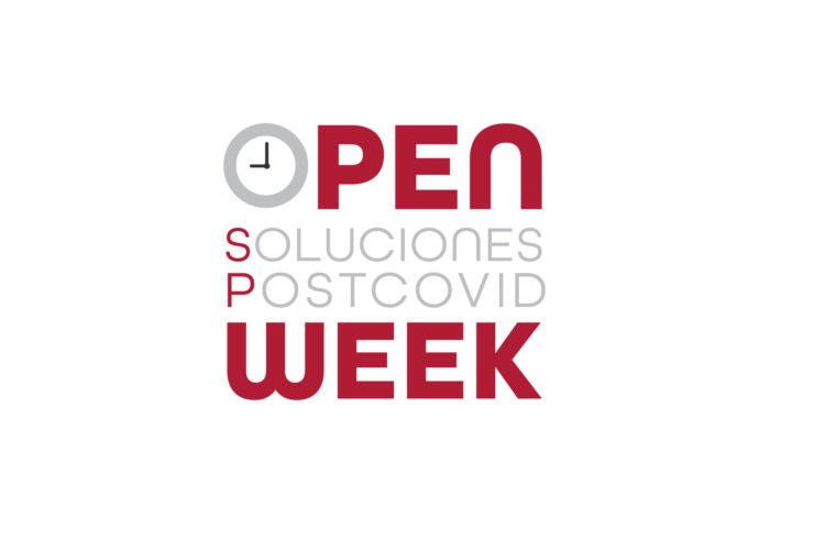 Logotipo Open week