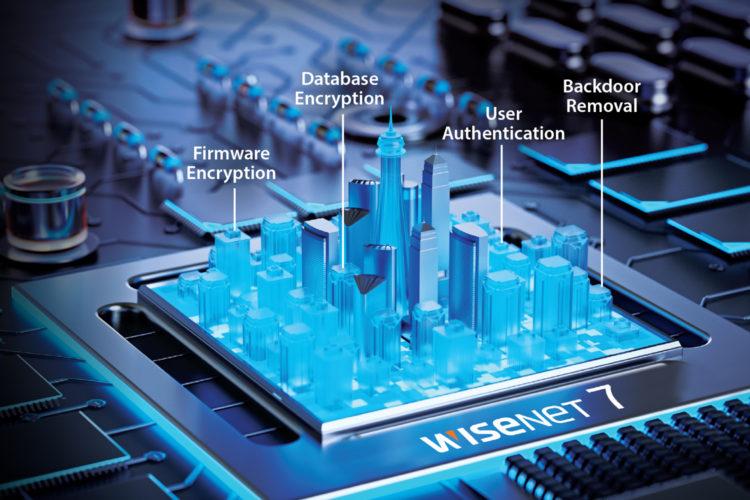 Chipset Wisenet 7