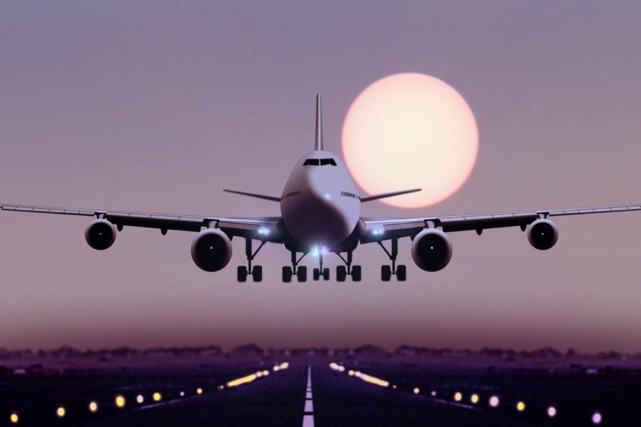 emergencias de aviación civil