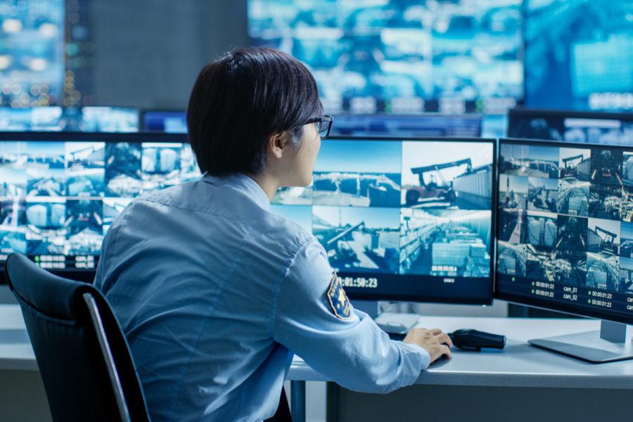 Sistemas de seguridad con CRA.