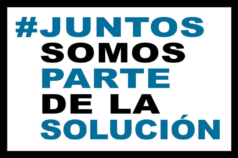 Logo JuntosSomosParteDeLaSolución