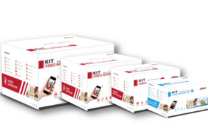 Kits de videoporteros Dahua.