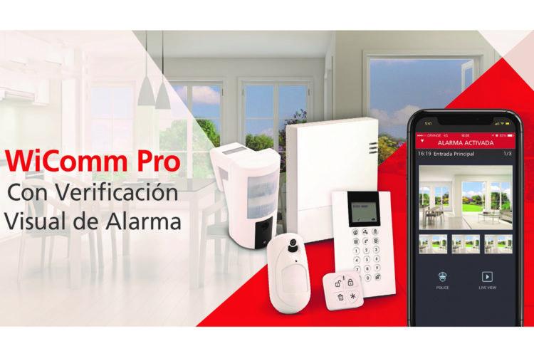 WiComm Pro de Risco Group.