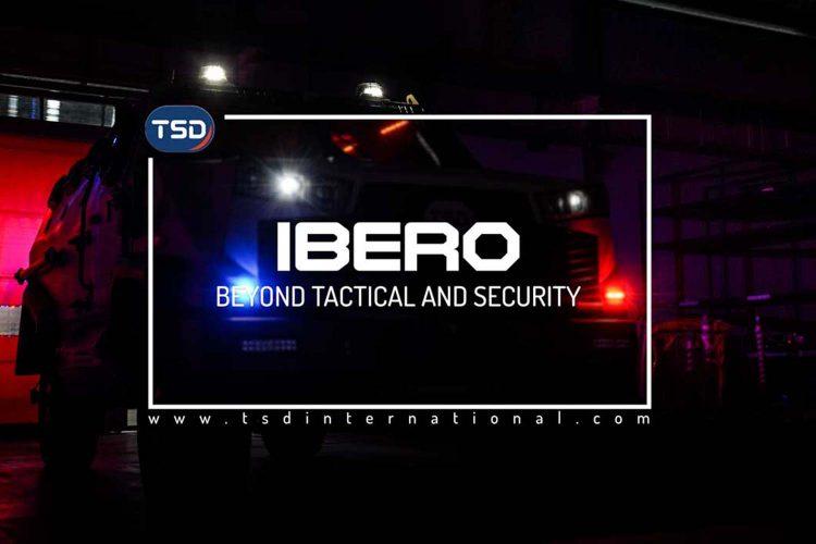 Presentación de íbero, vehículo de seguridad