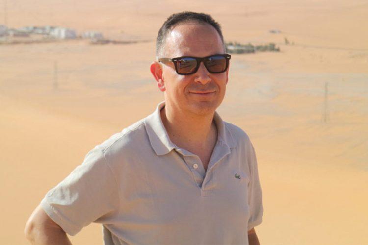 Alberto Torreño, director de Seguridad de Repsol.