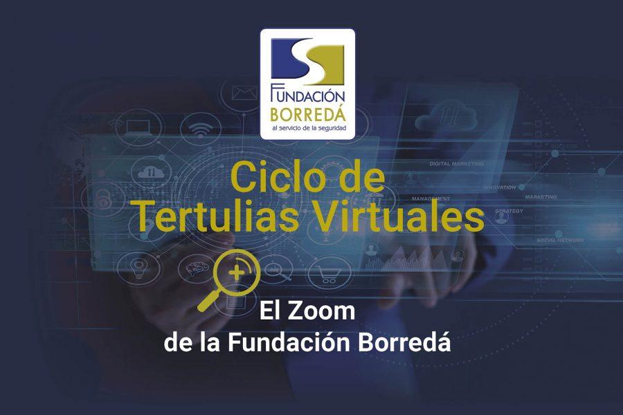 Tertulias virtuales: El Zoom de la Fundación Borredá