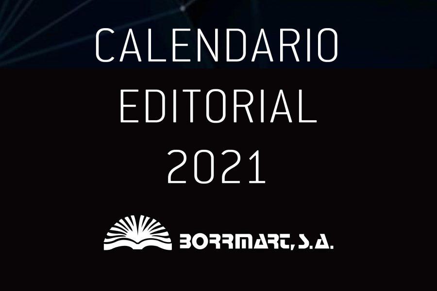 Calendario editorial seguritecnia 2021