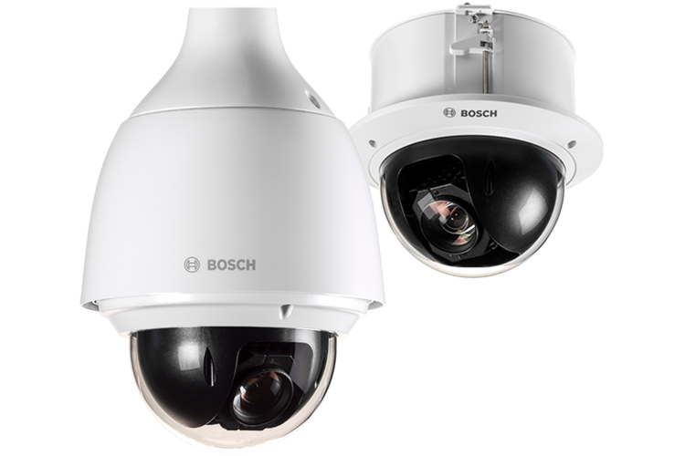 Cámara inteligente AUTODOME IP starlight 5100i de Bosch Security