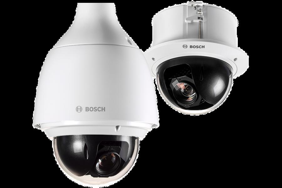 Cámara inteligente AUTODOME IP starlight 5100i de Bosch Security