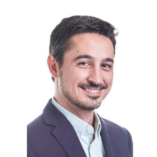 Jaime Durban, de Milestone Systems.