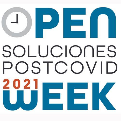 Logo Open Week 2021.