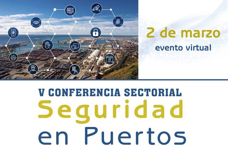 V Conferencia Sectorial de Seguridad en Puertos