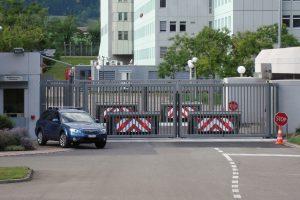 control accesos_seguridad portuaria