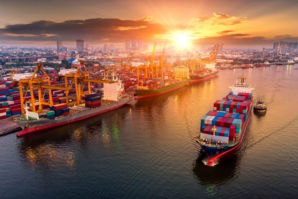 Seguridad integral en puertos.