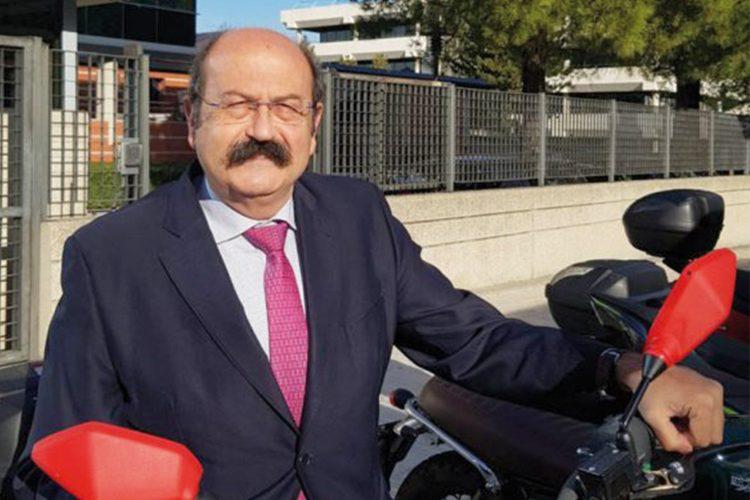 Joaquín Collado, presidente de CEUSS.