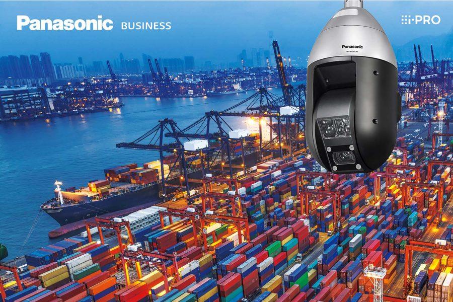 Panasonic i-PRO protección IP66 y anticorrosión para entornos marítimos