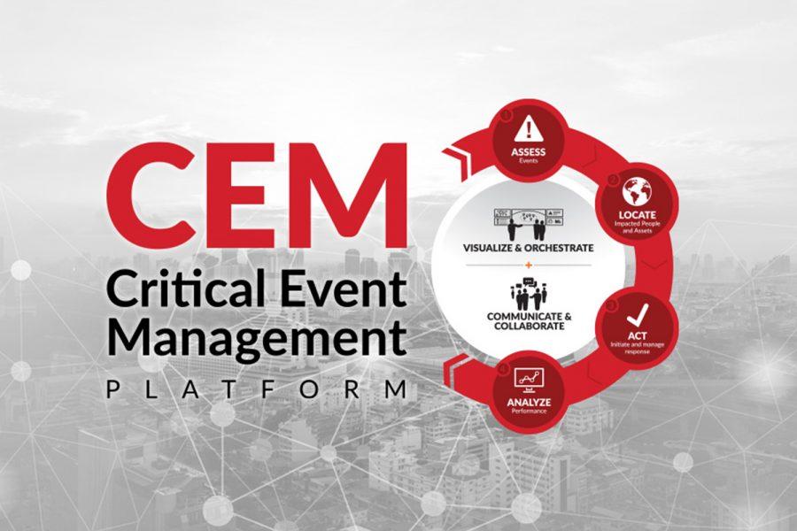 Plataforma CEM de Everbridge