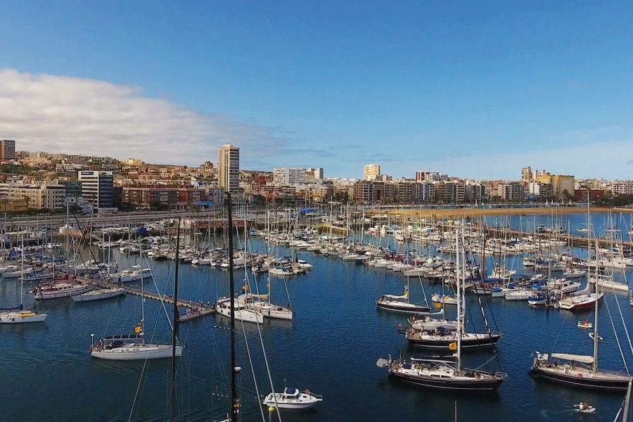 Puerto de Las Palmas_Axis Communications