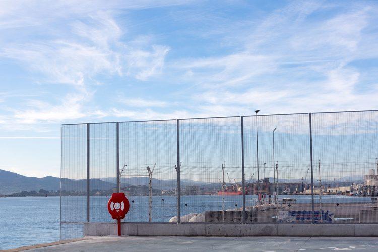 puertos maritimos_solucion perimetral Betafence_
