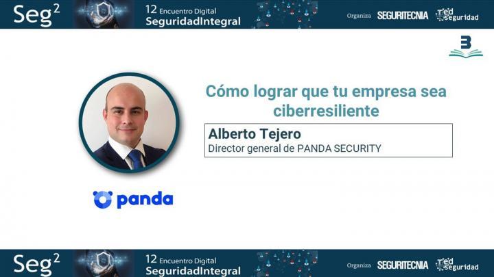 Alberto Tejero. Panda Security. Seg2