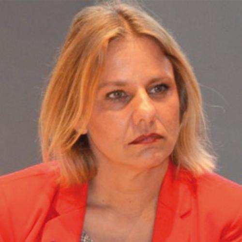 Anna Aisa, miembro del Comité Ejecutivo de la Unión de Asociaciones de Seguridad (UAS)