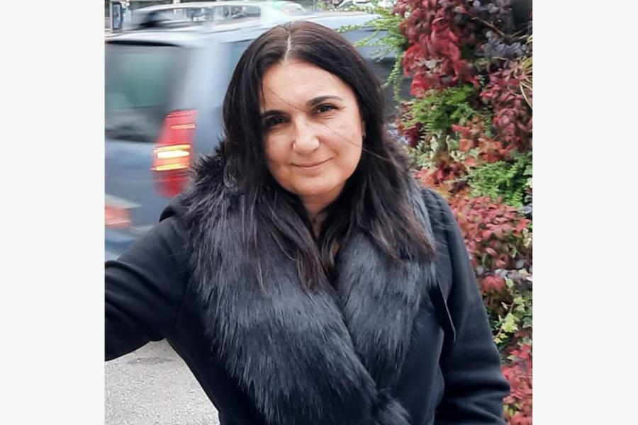 Beatriz Rivada, directora de Seguridad de Ahorramas.