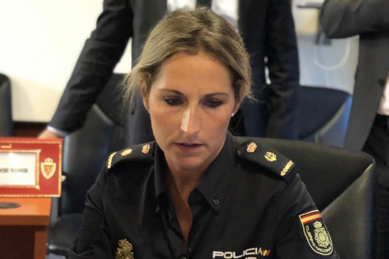 Maria José Foche Madrid_dia internacional de la mujer