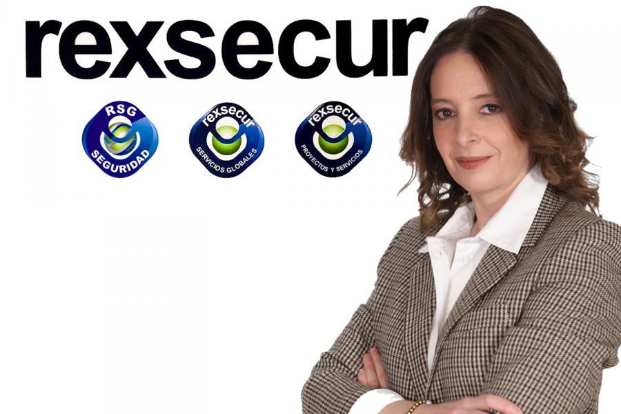 Raquel Borrega, CEO DE RSG Seguridad