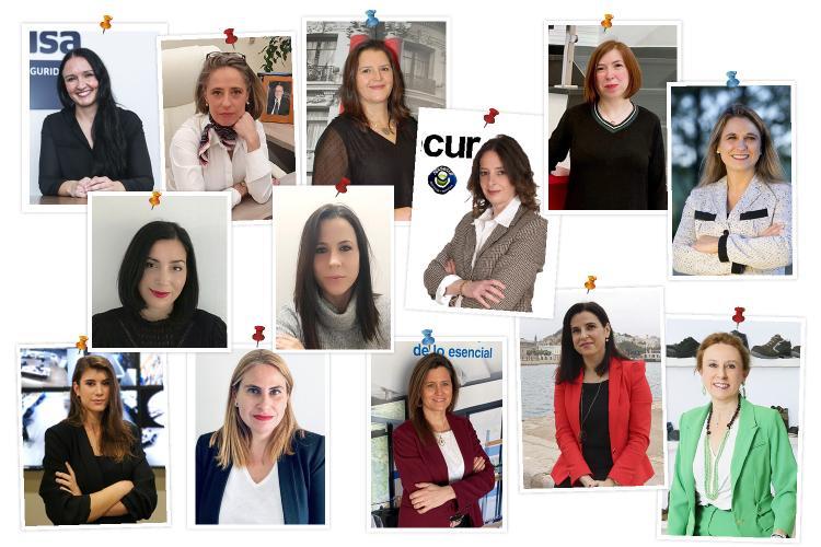 Mujeres en las empresas de seguridad privada
