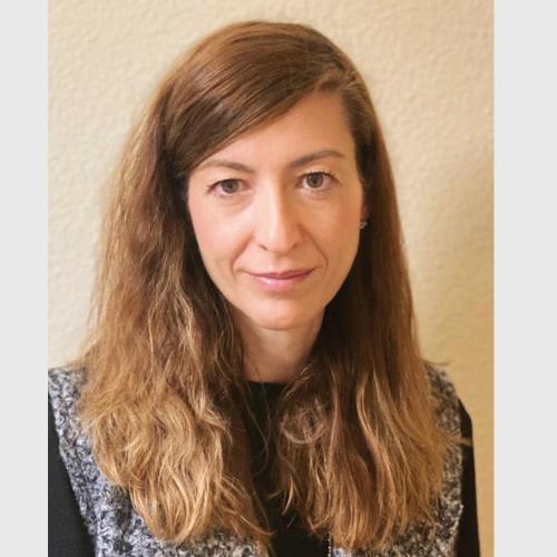 Nieves Beitia, vicepresidenta del Capítulo Español de ASIS International.