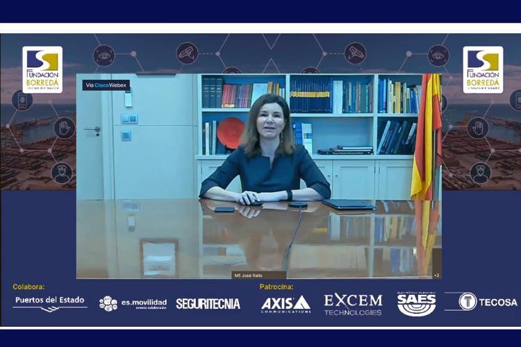 María José Rallo del Olmo, secretaria general de Transportes y Movilidad del MITMA.