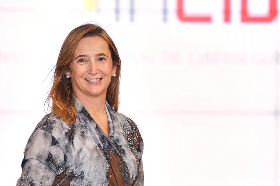 Rosa Díaz, directora general del Instituto Nacional de Ciberseguridad (Incibe).