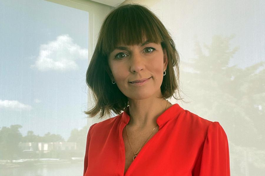 Virginia D'Errico, directora come.rcial de SoftGuard