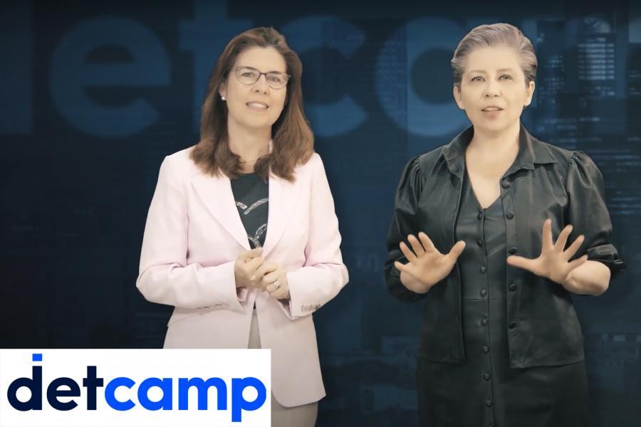Presentación de Detcamp.