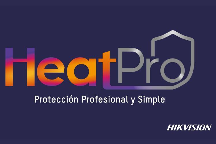 HeatPro de Hikvision videovigilancia para protección perimetral.