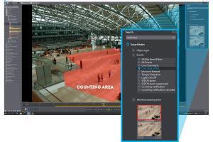 Sistema de gestión de vídeo de Dallmeier.