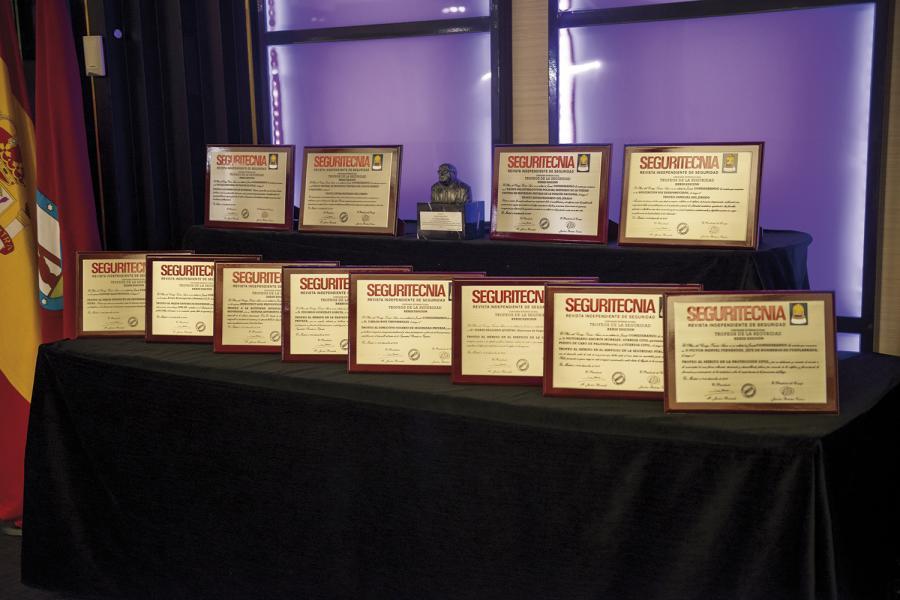 Trofeos Internacionales de la Seguridad.