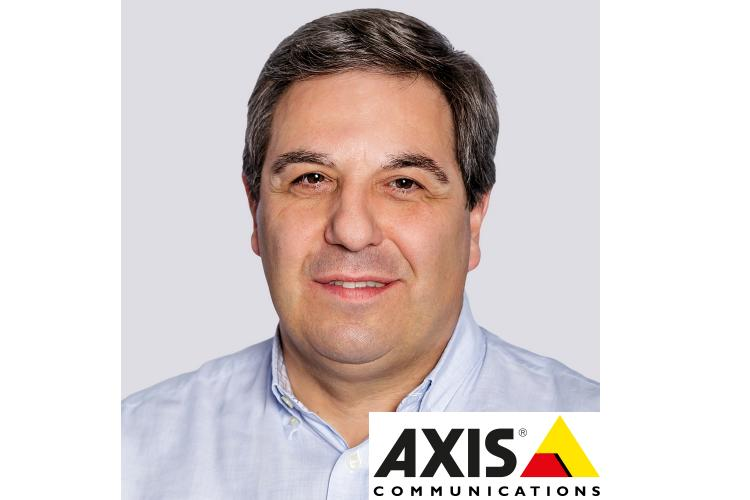 Alberto Alonso, Solution Engineer de Axis Communications.