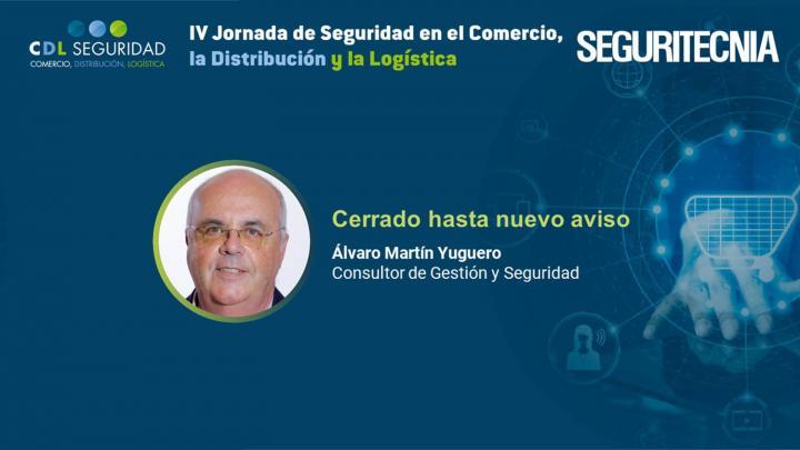 Álvaro Martín Yuguero, consultor de Gestión y Seguridad. Asesor de desarrollo corporativo Vasbe