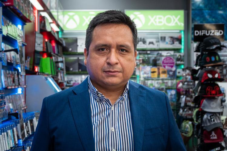 Arturo Huaman_Game