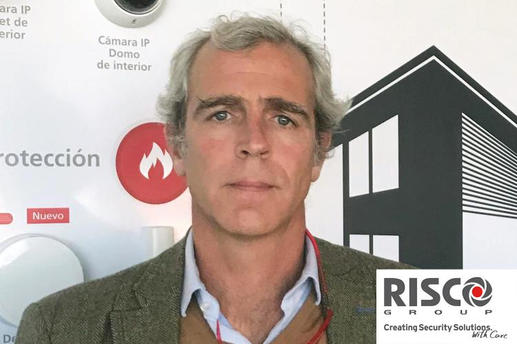 Borja Garcia Albi, de Risco Group.