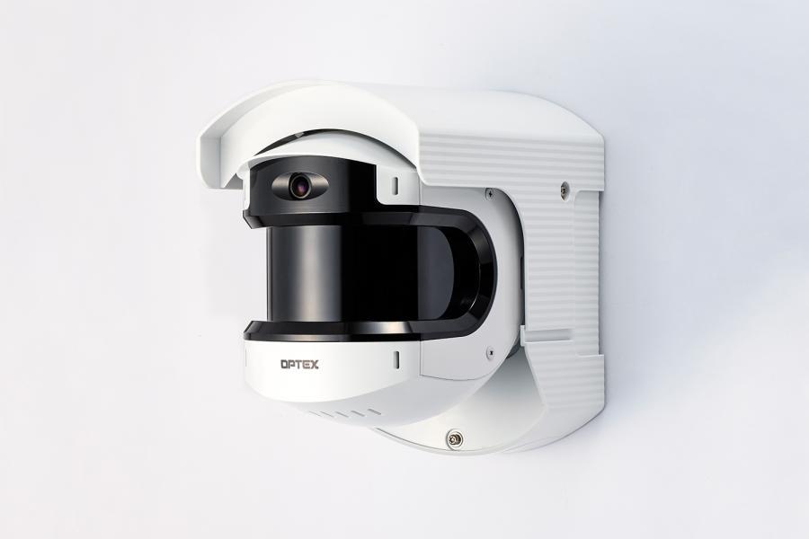 Detector láser REDSCAN Pro de Optex.