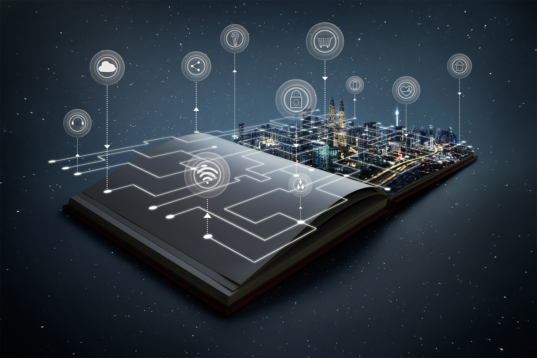 Imagen ilustrativa de las posibilidades del IoT.